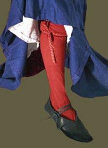rode sok als status symbool